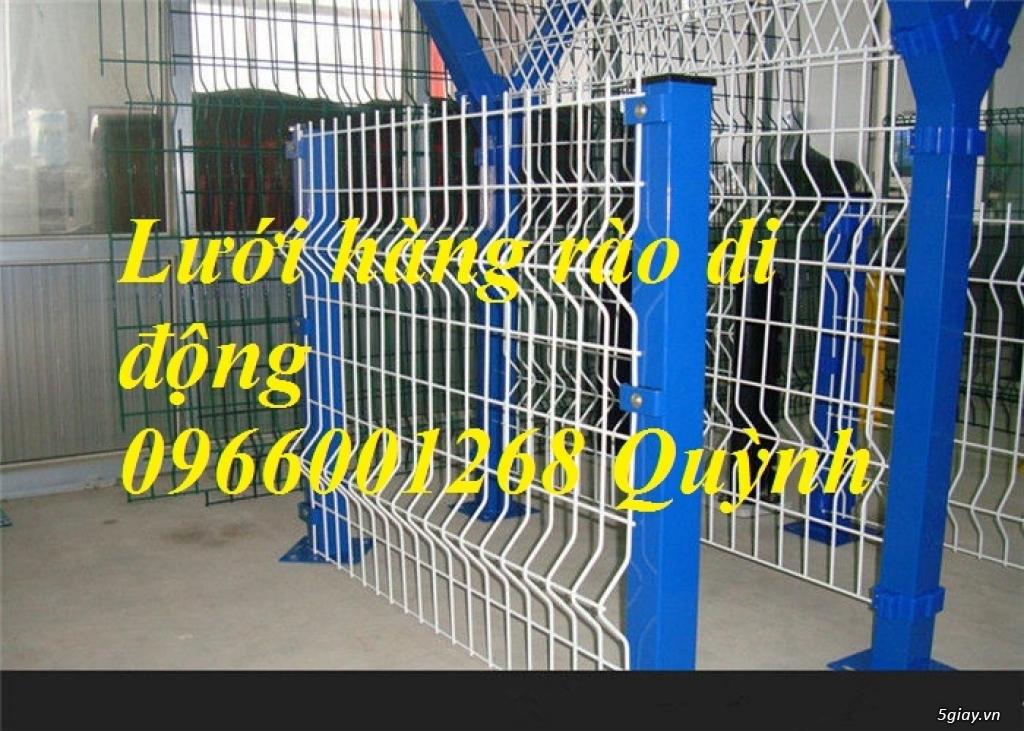 Lưới thép hàng rào D5 a50x200 hàng rào mạ kẽm ,sơn tĩnh điện giá rẻ - 4