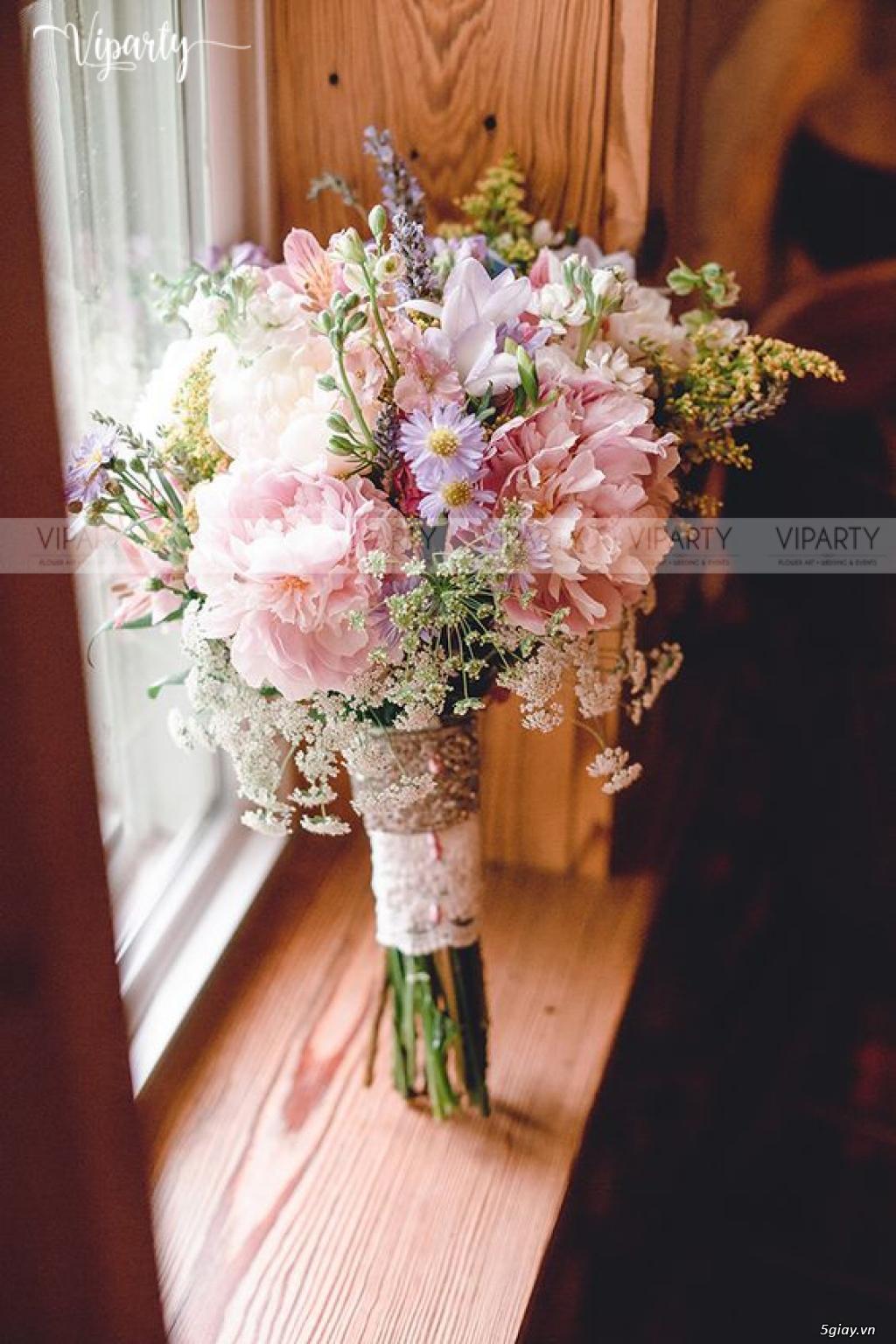 Chuyên cung cấp: Hoa cầm tay Cô Dâu & Hoa Sự Kiện : Wedding & Events - 16