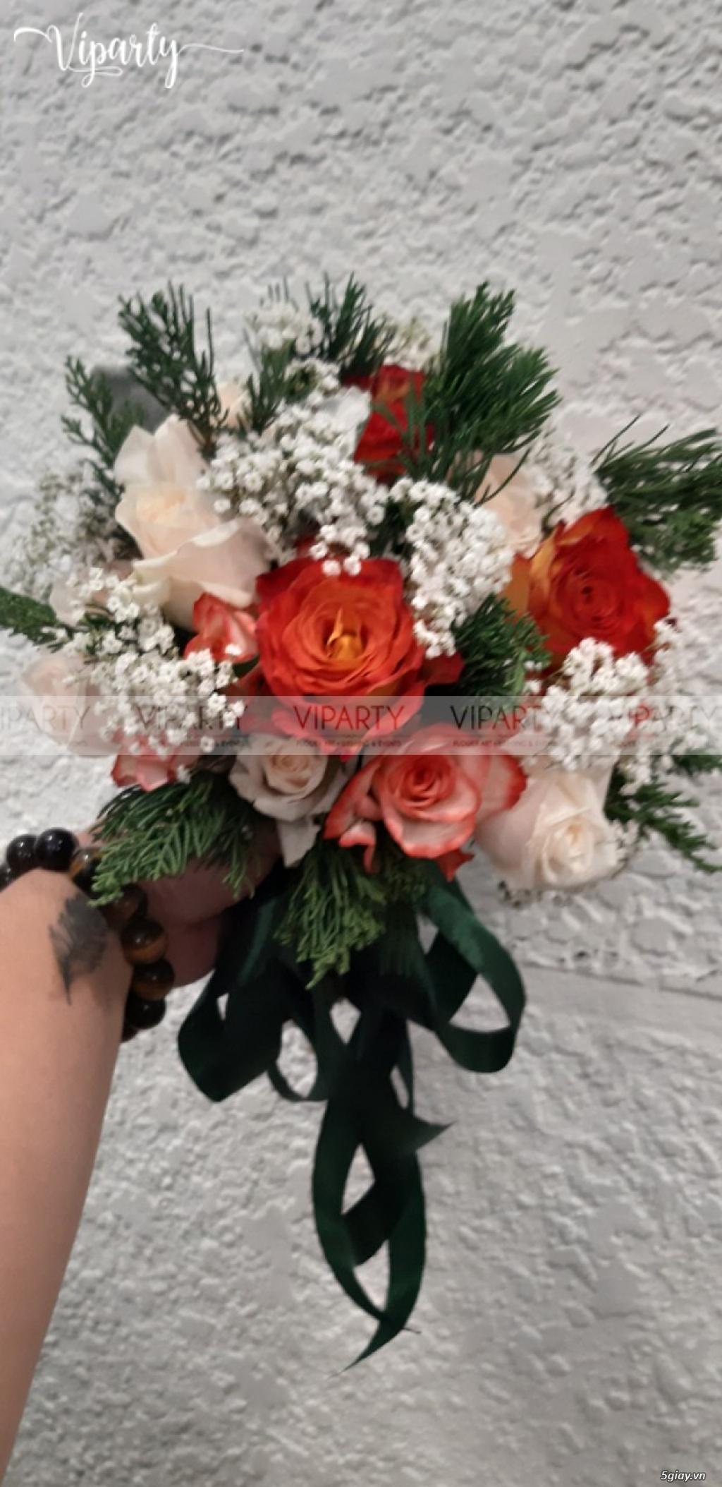 Chuyên cung cấp: Hoa cầm tay Cô Dâu & Hoa Sự Kiện : Wedding & Events - 24