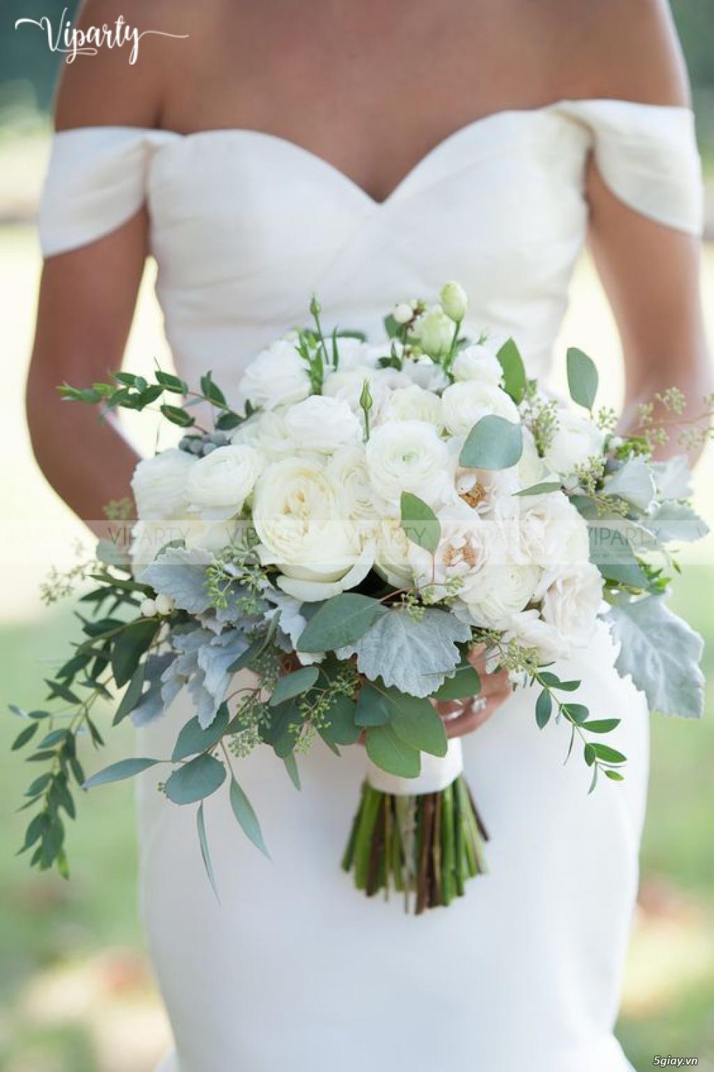 Chuyên cung cấp: Hoa cầm tay Cô Dâu & Hoa Sự Kiện : Wedding & Events - 23