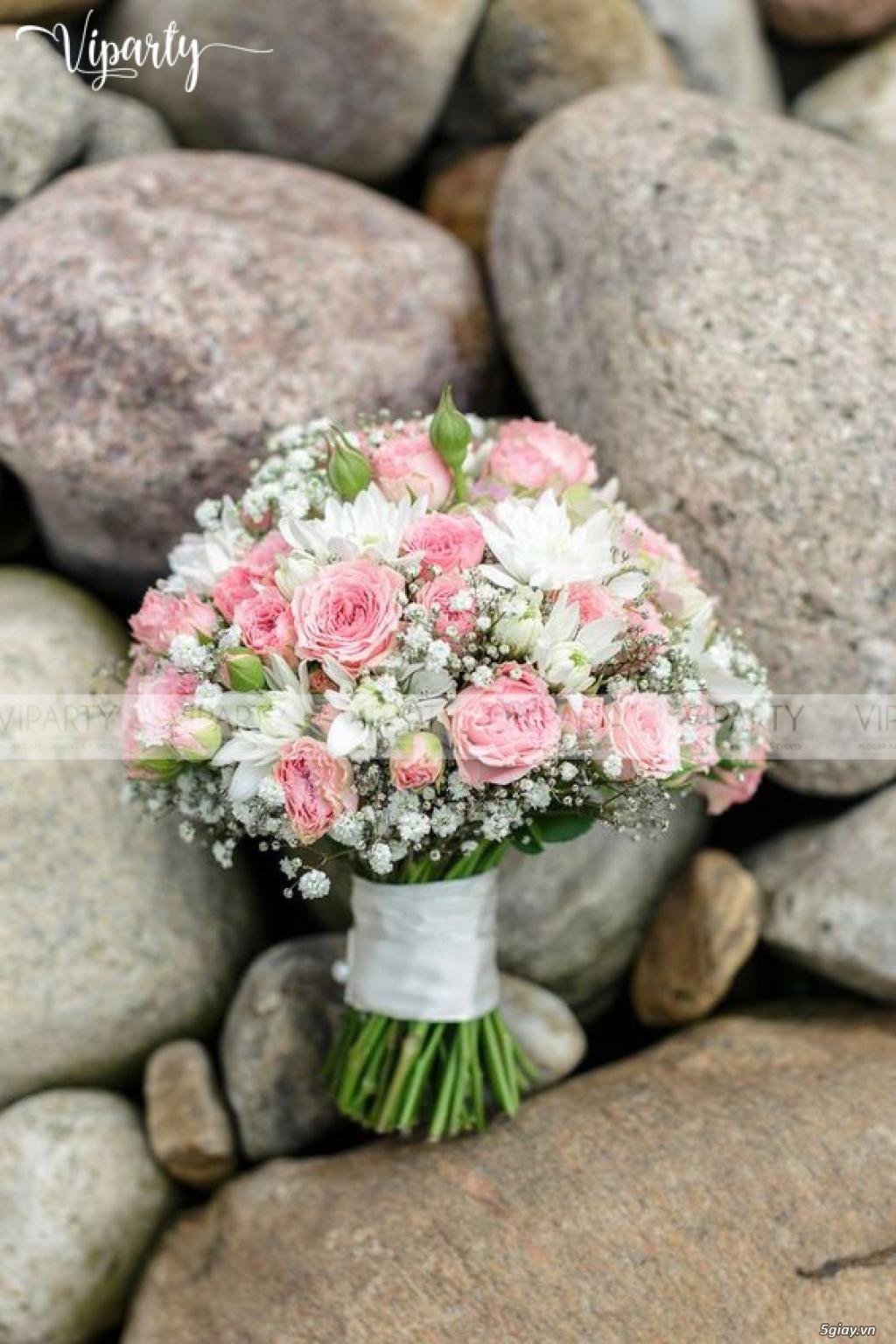 Chuyên cung cấp: Hoa cầm tay Cô Dâu & Hoa Sự Kiện : Wedding & Events - 34