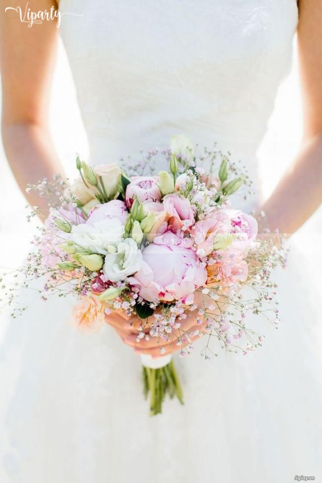 Chuyên cung cấp: Hoa cầm tay Cô Dâu & Hoa Sự Kiện : Wedding & Events - 3