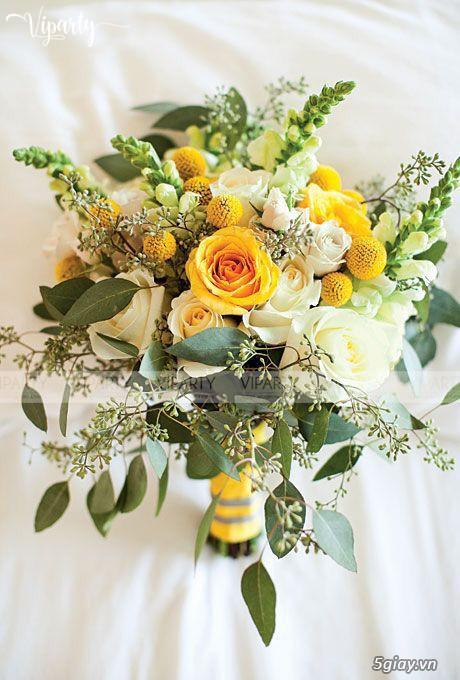 Chuyên cung cấp: Hoa cầm tay Cô Dâu & Hoa Sự Kiện : Wedding & Events - 5