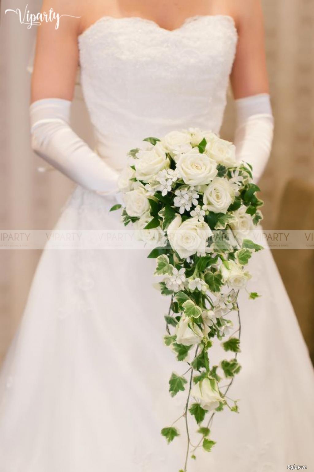 Chuyên cung cấp: Hoa cầm tay Cô Dâu & Hoa Sự Kiện : Wedding & Events - 14