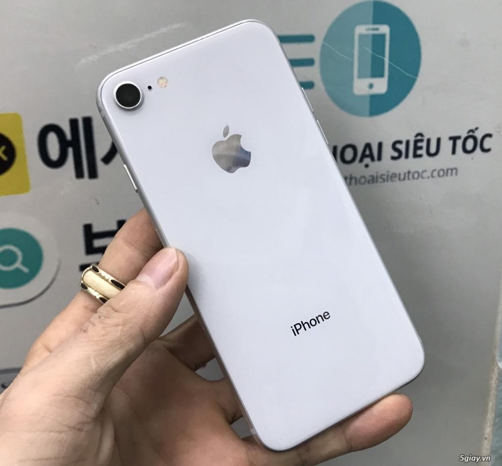 iPhone 8/ 8 Plus 256GB Like New, Nguyên Zin Hàn Quốc - 5