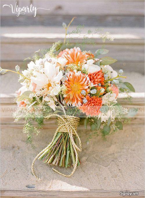 Chuyên cung cấp: Hoa cầm tay Cô Dâu & Hoa Sự Kiện : Wedding & Events - 35