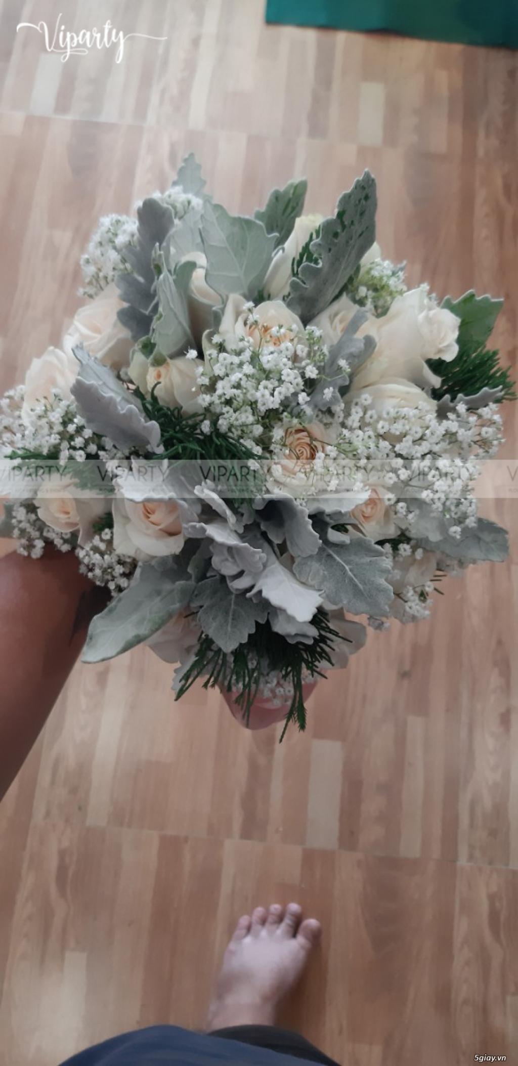 Chuyên cung cấp: Hoa cầm tay Cô Dâu & Hoa Sự Kiện : Wedding & Events - 29