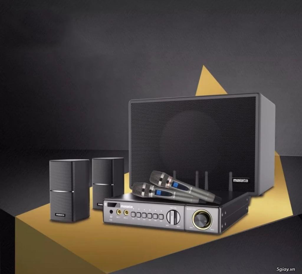 Bộ karaoke nghe nhạc, xem phim, truyền hình số K50 - 1