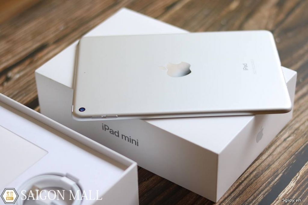 iPad Mini 5 Wifi 64Gb - 256Gb Mới 100% - BH Chính Hãng