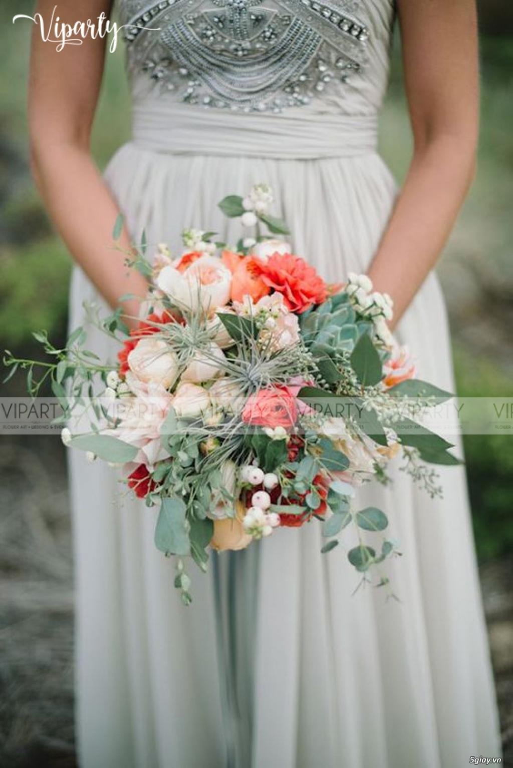 Chuyên cung cấp: Hoa cầm tay Cô Dâu & Hoa Sự Kiện : Wedding & Events - 36