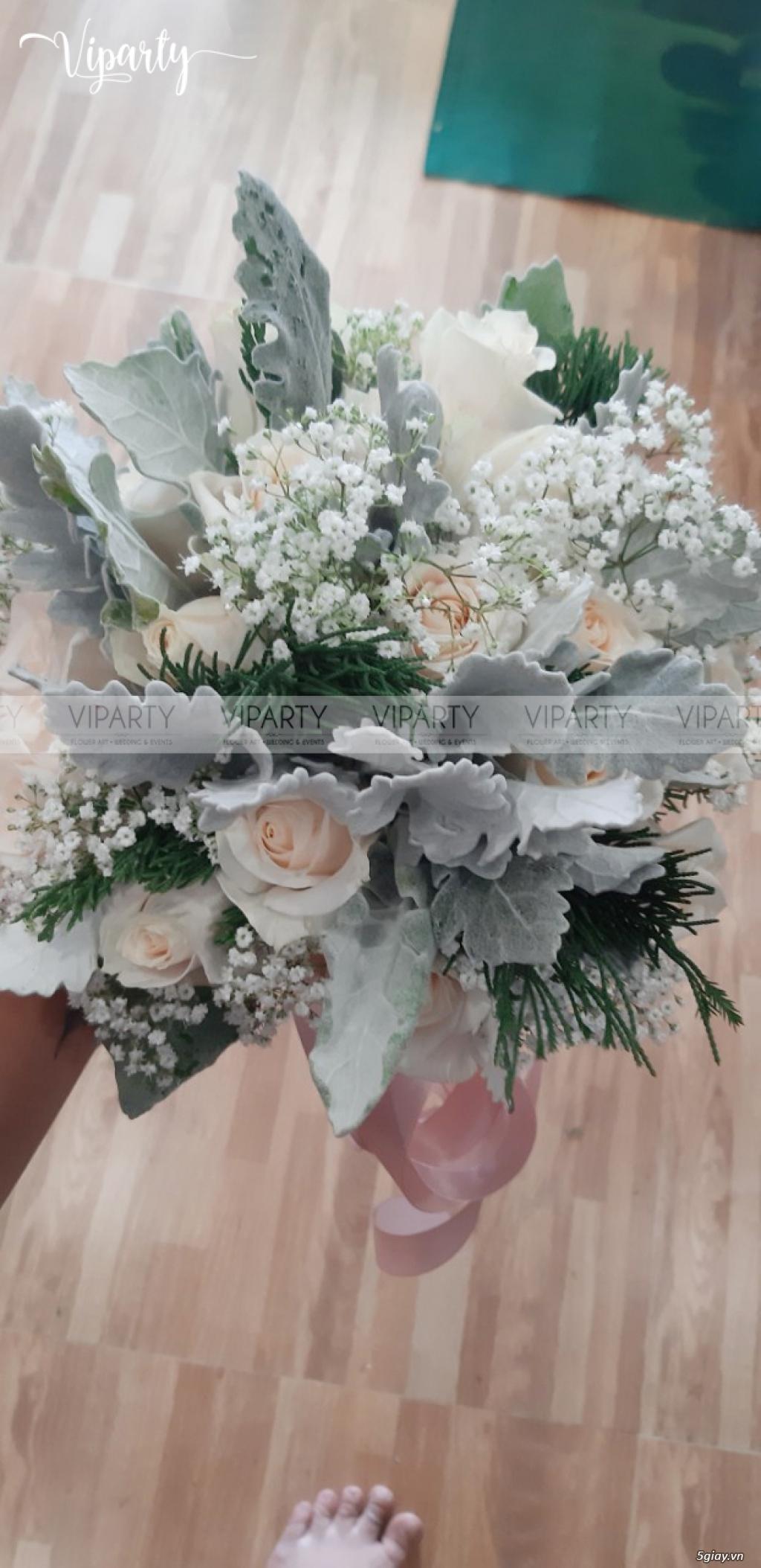 Chuyên cung cấp: Hoa cầm tay Cô Dâu & Hoa Sự Kiện : Wedding & Events - 17
