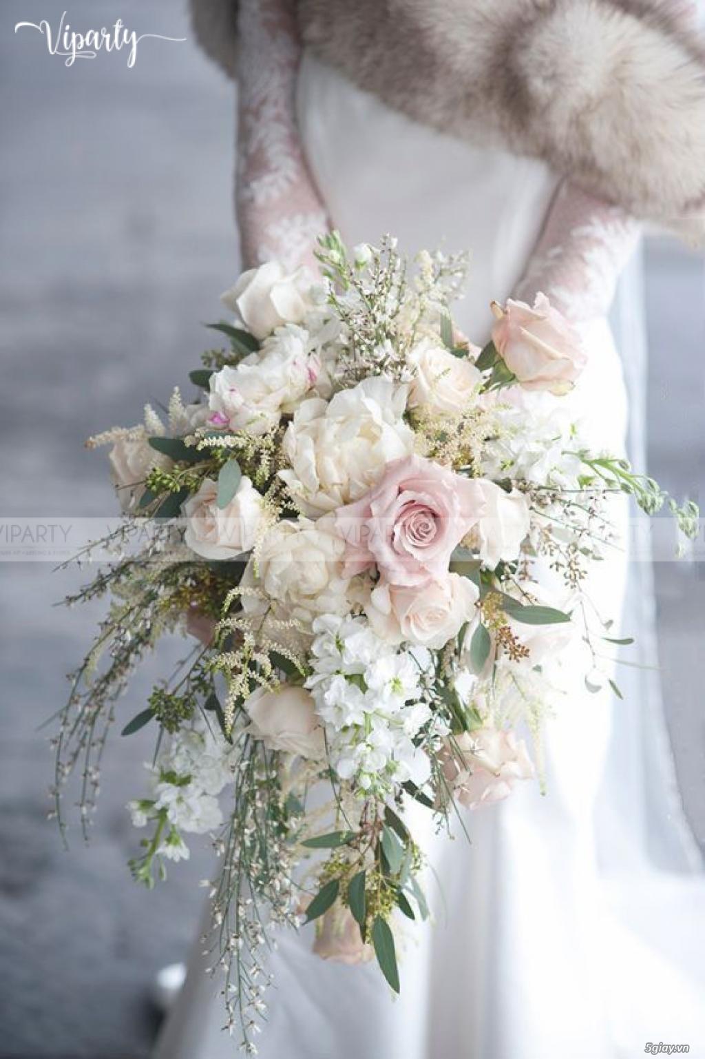 Chuyên cung cấp: Hoa cầm tay Cô Dâu & Hoa Sự Kiện : Wedding & Events - 26