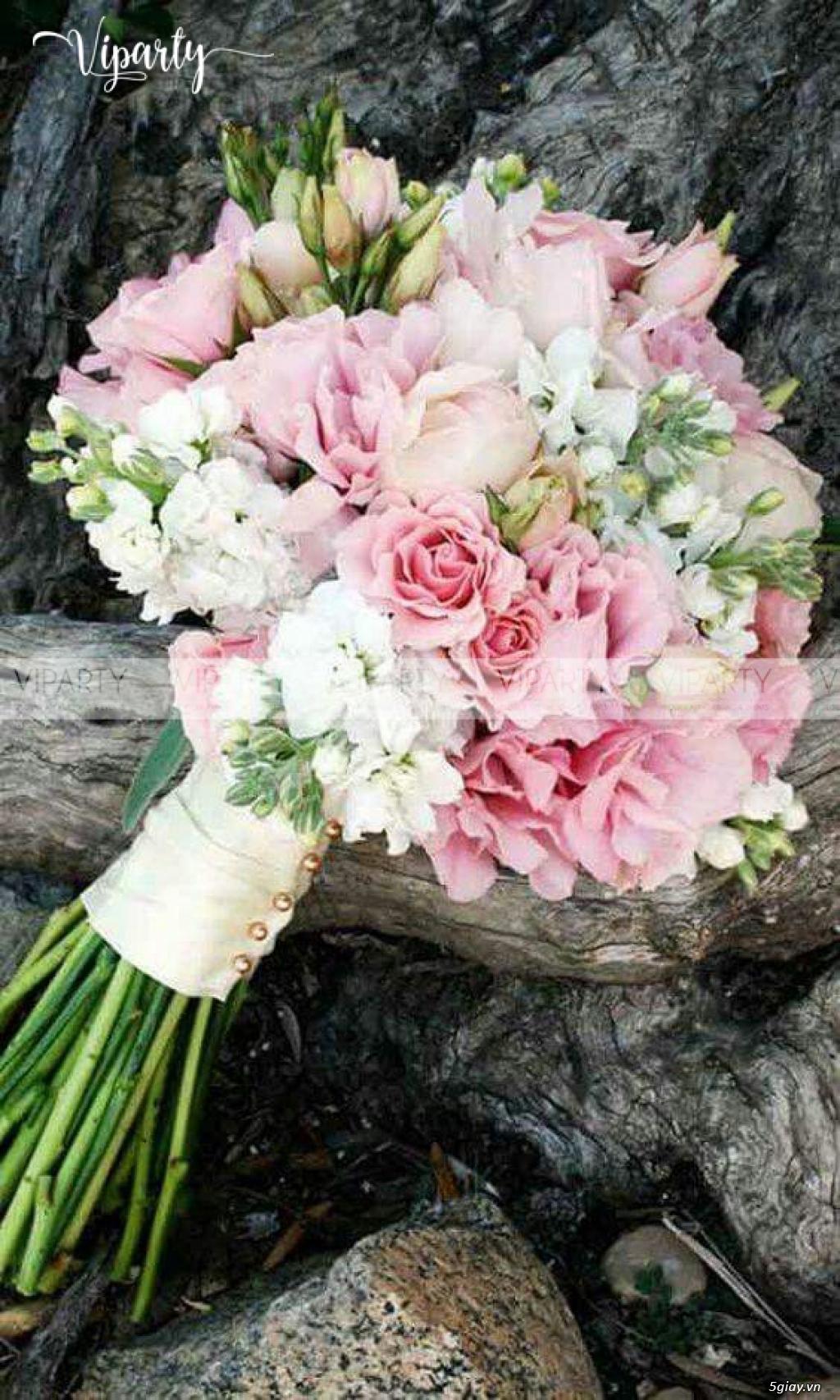Chuyên cung cấp: Hoa cầm tay Cô Dâu & Hoa Sự Kiện : Wedding & Events - 37