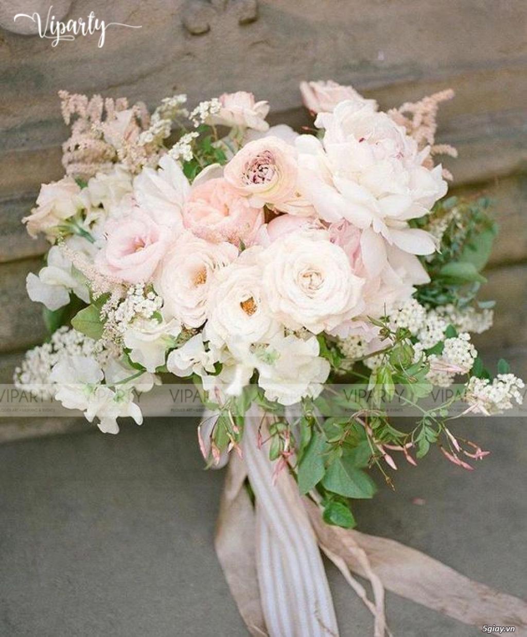 Chuyên cung cấp: Hoa cầm tay Cô Dâu & Hoa Sự Kiện : Wedding & Events - 22