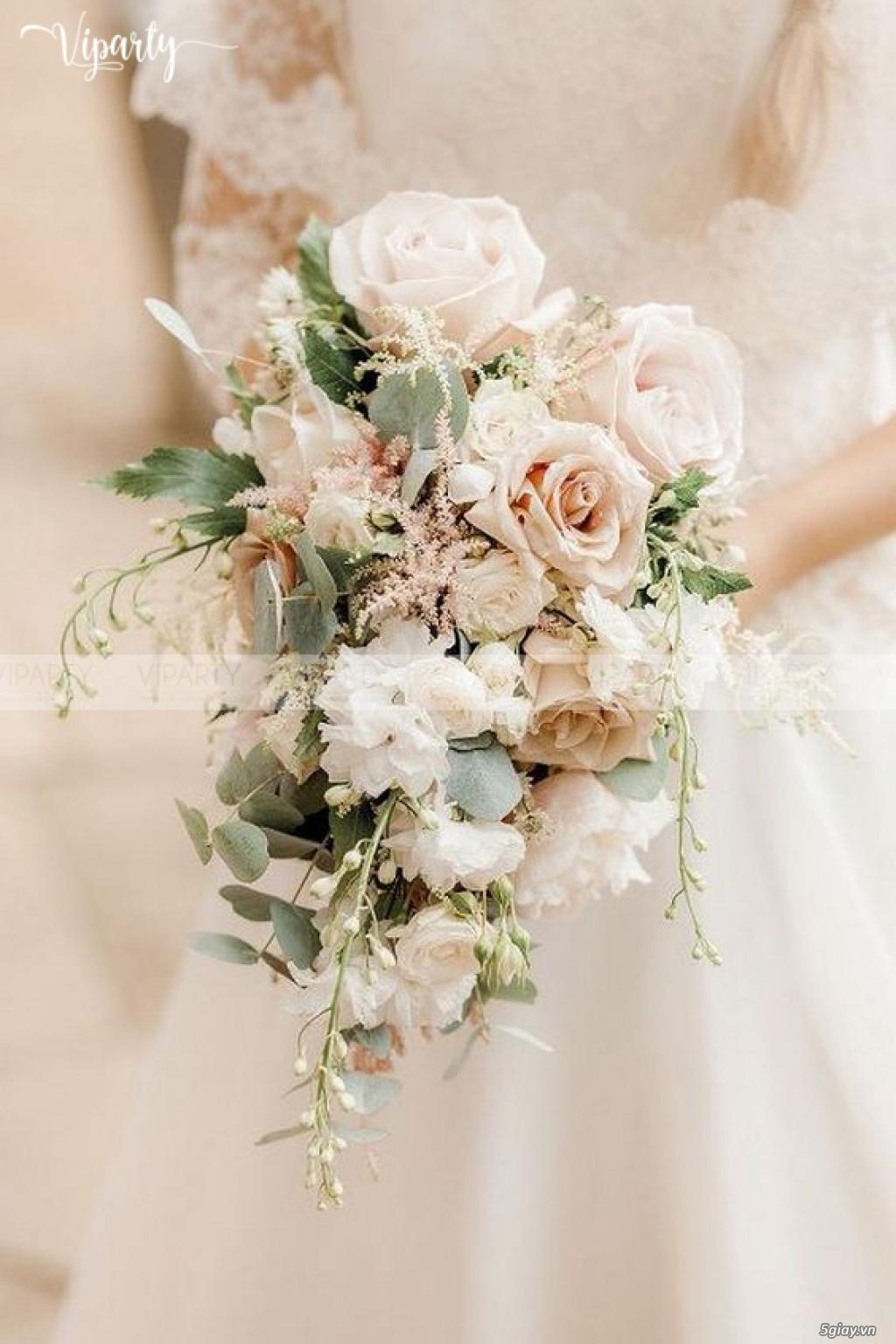 Chuyên cung cấp: Hoa cầm tay Cô Dâu & Hoa Sự Kiện : Wedding & Events - 28