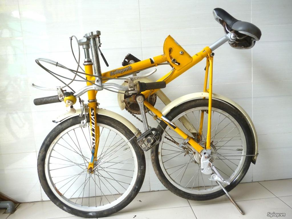 Dzuong's Bikes - Chuyên bán sỉ và lẻ xe đạp sườn xếp hàng bãi Nhật - 15