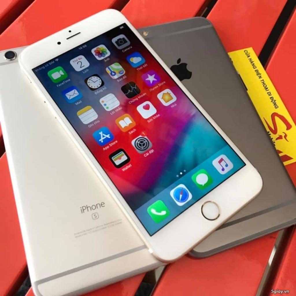 Cần bán Iphone 6S Plus 16GB (Quốc Tế) nguyên zin 99% giá tốt nhất hcm - 8