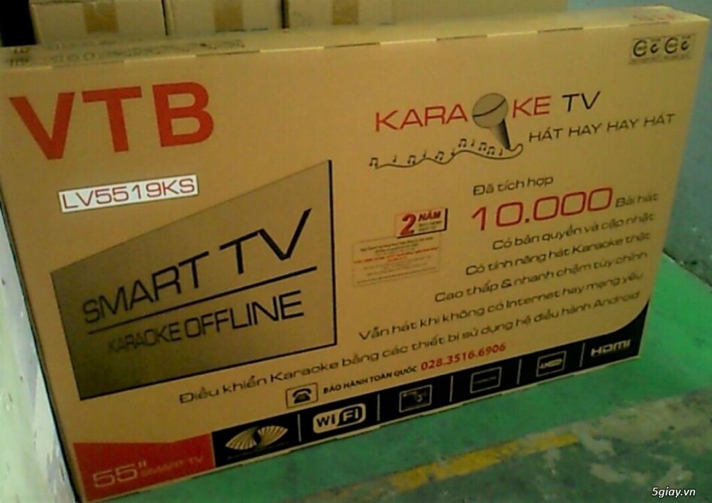 Bán Smart Tivi 55 inch giá rẻ