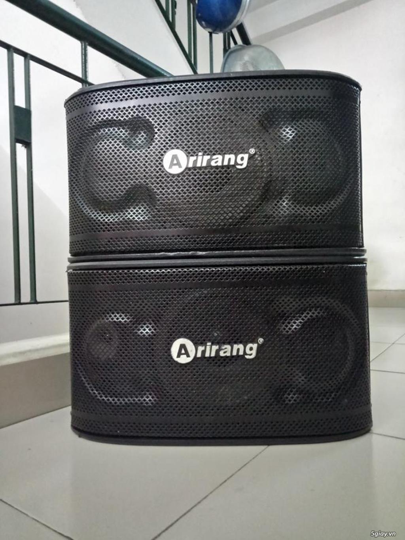 Thanh lý Loa karaoke bass 25cm các loại - 1