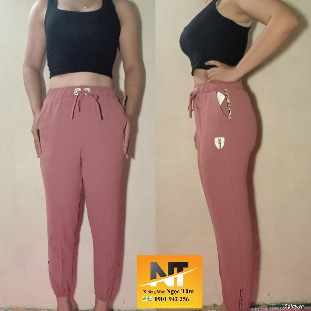 quần đũi nữ ống bo