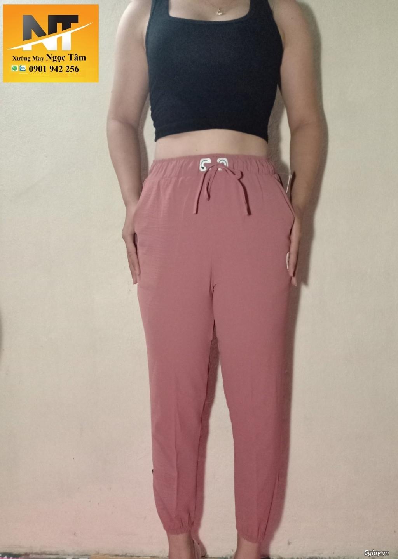 quần đũi nữ ống bo - 2