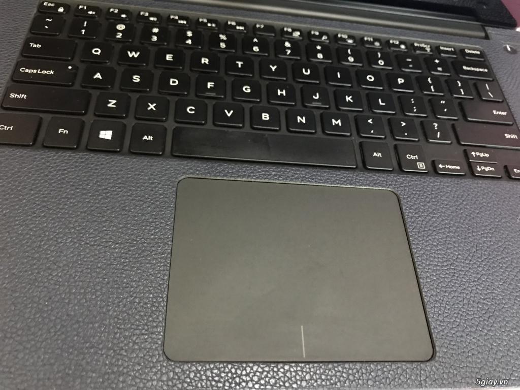 Bán Laptop Dell XPS 9550 - i7 6700HQ, Ram 16Gb, SSD 256Gb,  4k cảm ứng - 13