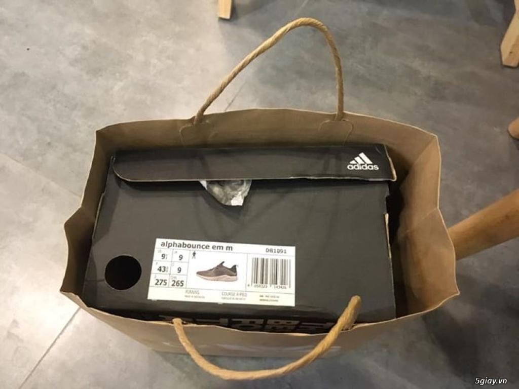 Cần ra đi 1 em Adidas Alphabounce hàng chính hãng 100% - 1