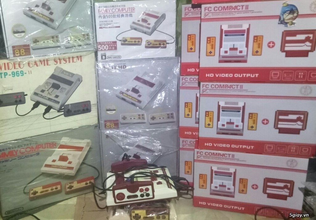 máy game ps2-40g đến 500g đủ loại giá rẽ đây máy game wii 1đổi1 không chờ sữa-PS4 Đời 1200,4tr600k - 5