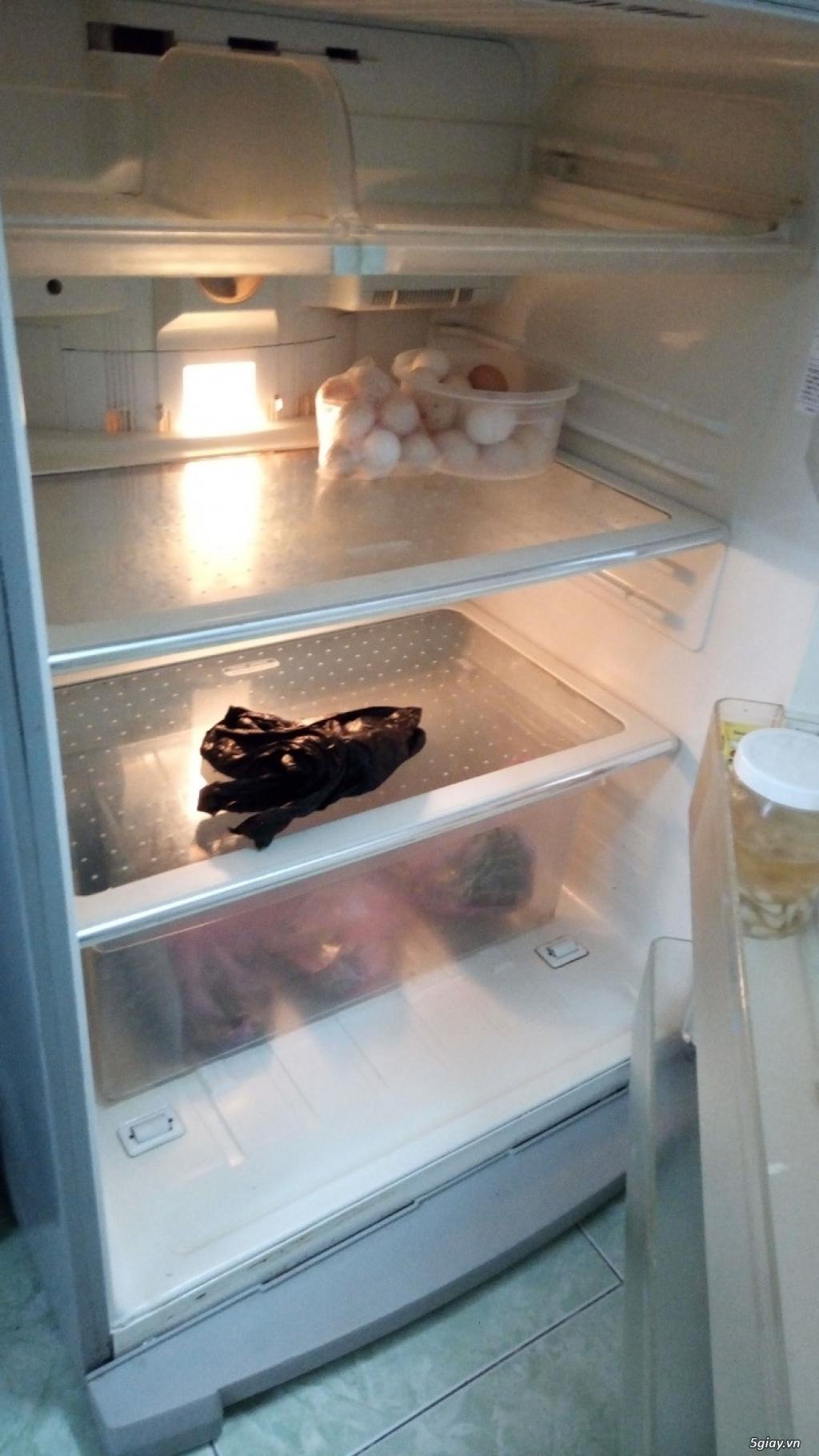 Tủ lạnh Sharp 526lit hoạt động hoàn hảo bán nhanh chật nhà - 2