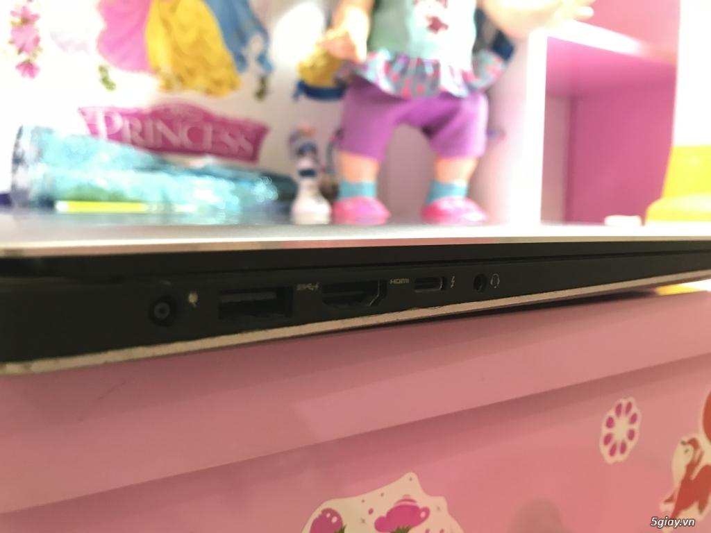 Bán Laptop Dell XPS 9550 - i7 6700HQ, Ram 16Gb, SSD 256Gb,  4k cảm ứng