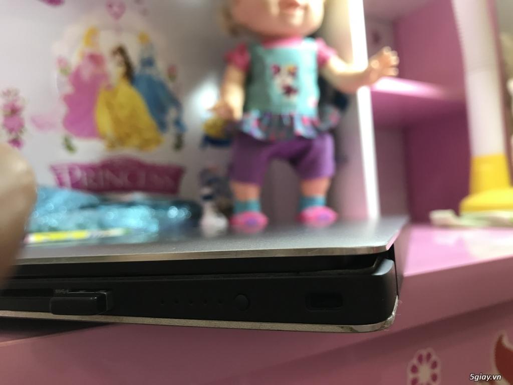 Bán Laptop Dell XPS 9550 - i7 6700HQ, Ram 16Gb, SSD 256Gb,  4k cảm ứng - 8