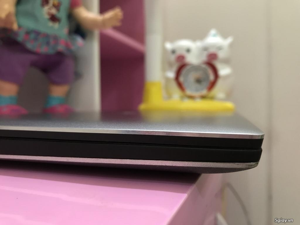 Bán Laptop Dell XPS 9550 - i7 6700HQ, Ram 16Gb, SSD 256Gb,  4k cảm ứng - 5