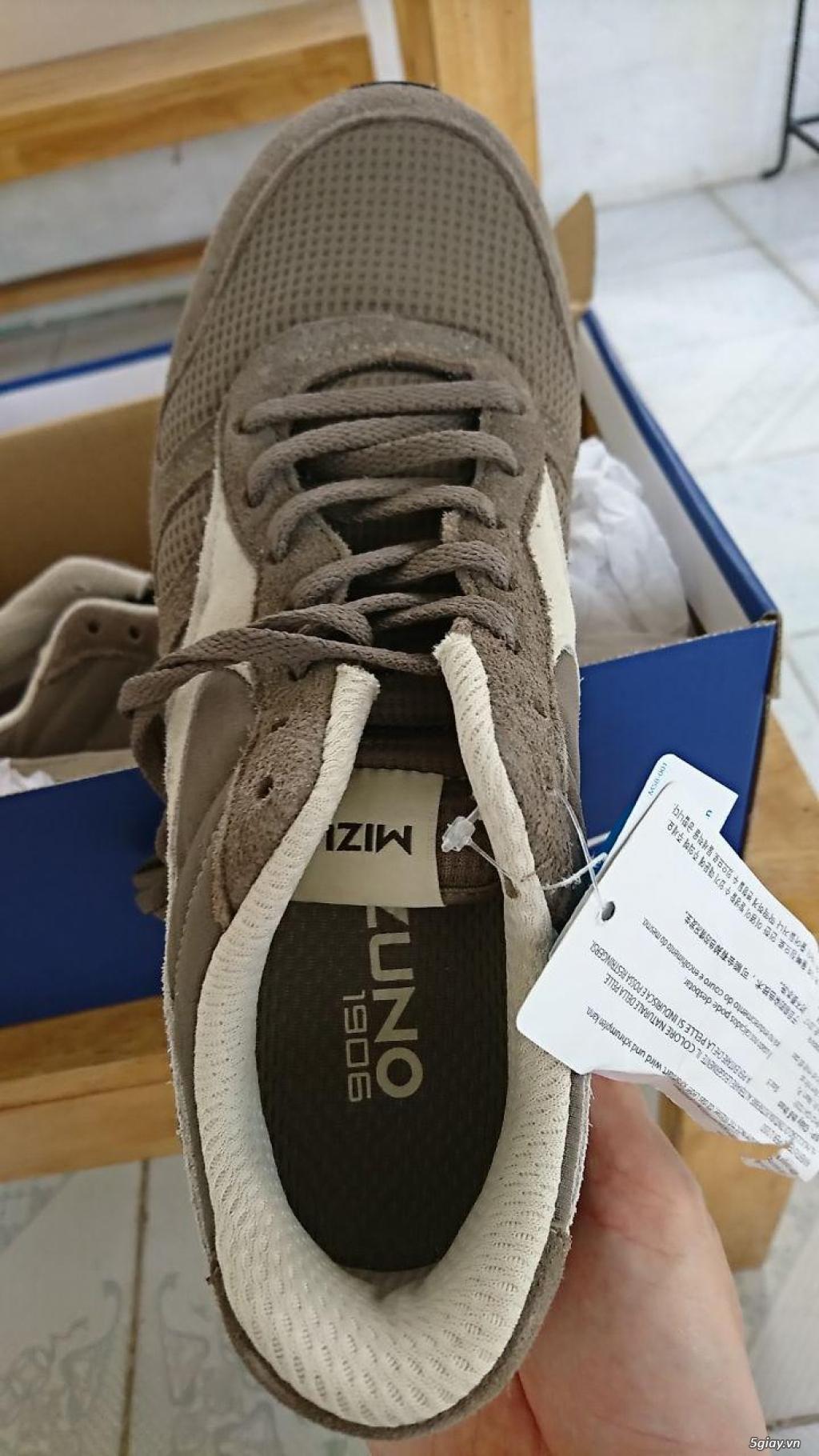 Cần bán giày thể thao Mizuno nữ size 38 chính hãng mới 100% - 4