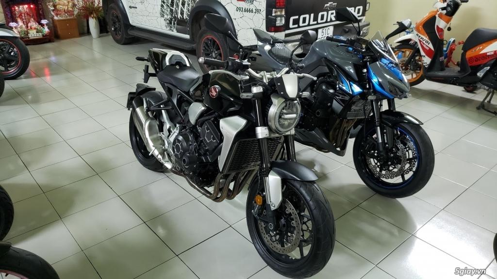 Bán Honda CB1000R Plus 10/2018 Ý và Kawasaki Z1000 8/2018 Châu Âu - 1