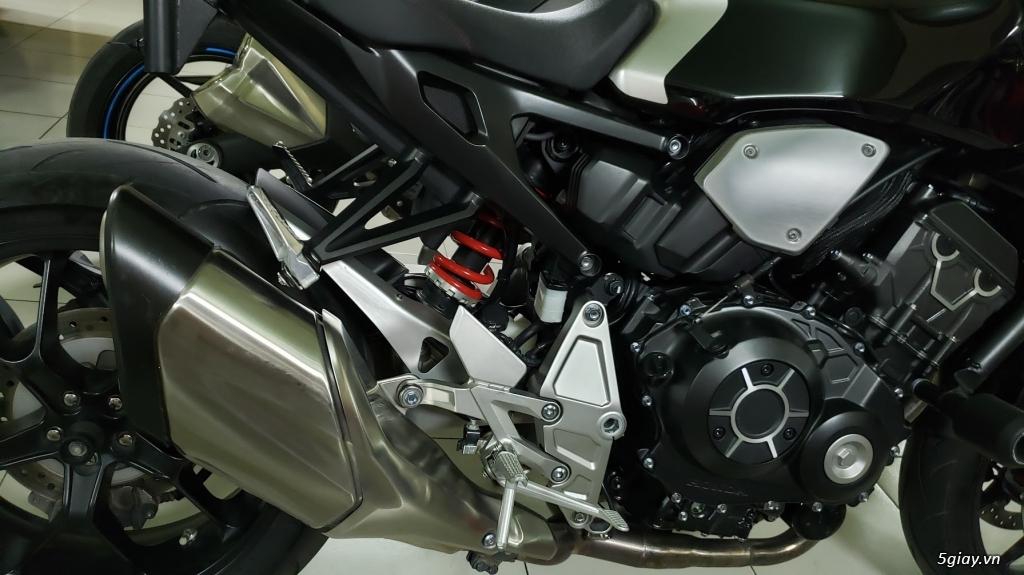 Bán Honda CB1000R Plus 10/2018 Ý và Kawasaki Z1000 8/2018 Châu Âu - 17