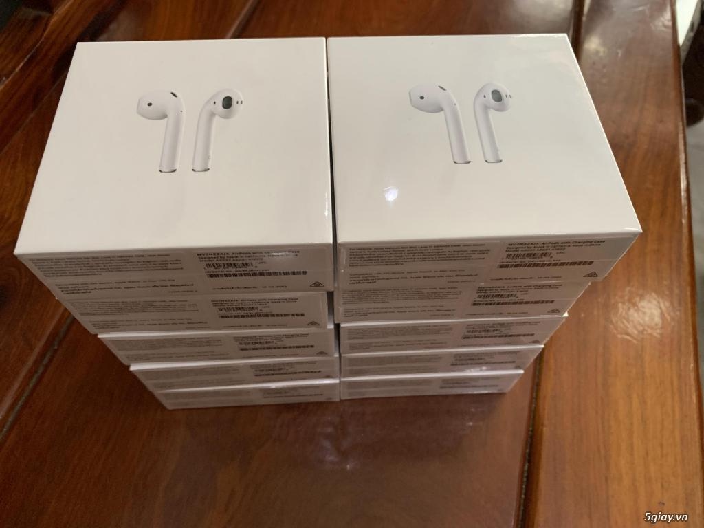 Tai Nghe Không Dây Chính Hảng Apple Airpods 2 Nguyên Seal 1 đổi 1 - 2
