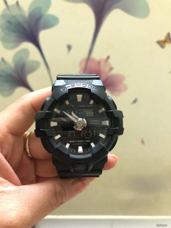 Cần bán: Đồng hồ Casio G-shock hàng theo xe winner like new - 2