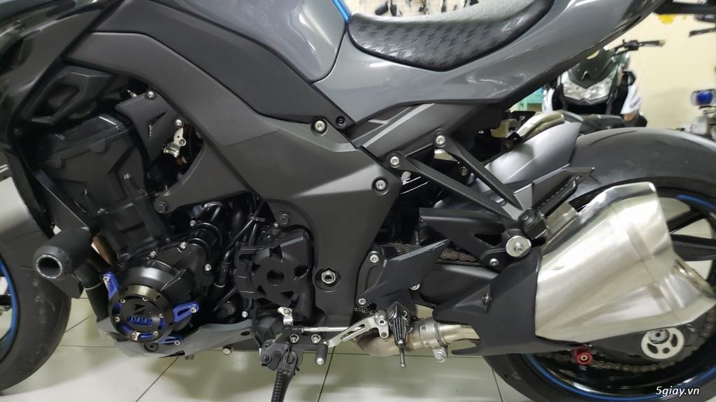 Bán Honda CB1000R Plus 10/2018 Ý và Kawasaki Z1000 8/2018 Châu Âu - 18