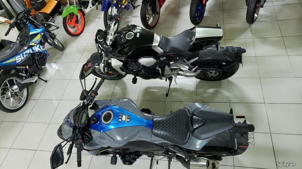 Bán Honda CB1000R Plus 10/2018 Ý và Kawasaki Z1000 8/2018 Châu Âu - 6