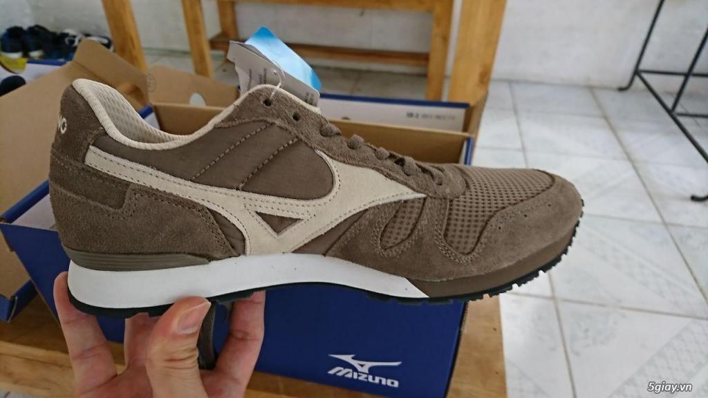 Cần bán giày thể thao Mizuno nữ size 38 chính hãng mới 100% - 1