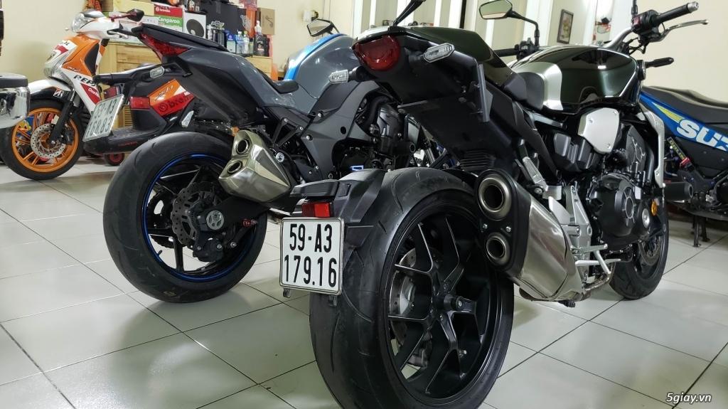 Bán Honda CB1000R Plus 10/2018 Ý và Kawasaki Z1000 8/2018 Châu Âu - 9