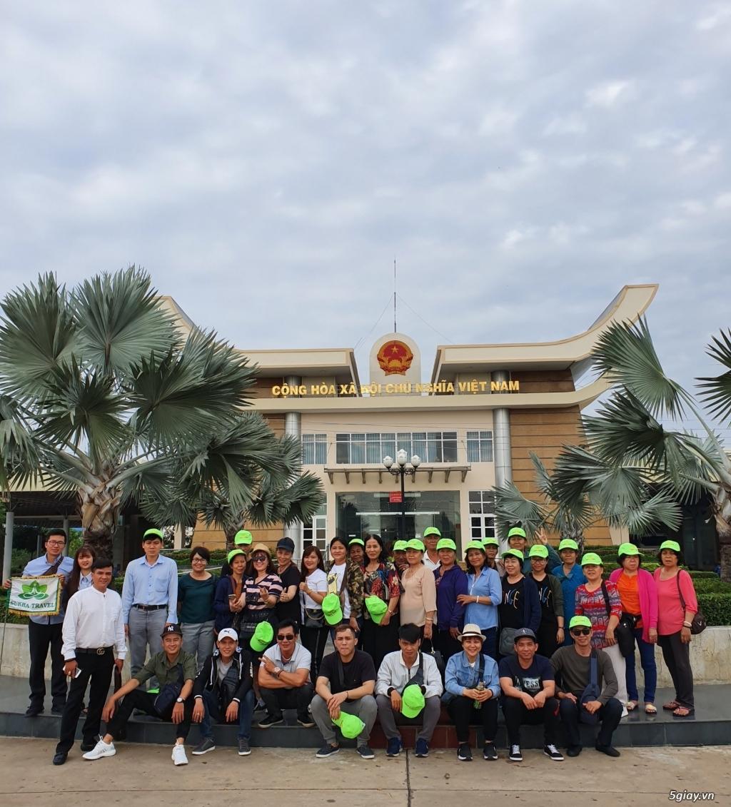 Chuyên Tour  Campuchia-Thái Lan 6N5Đ Giá Hot - 2
