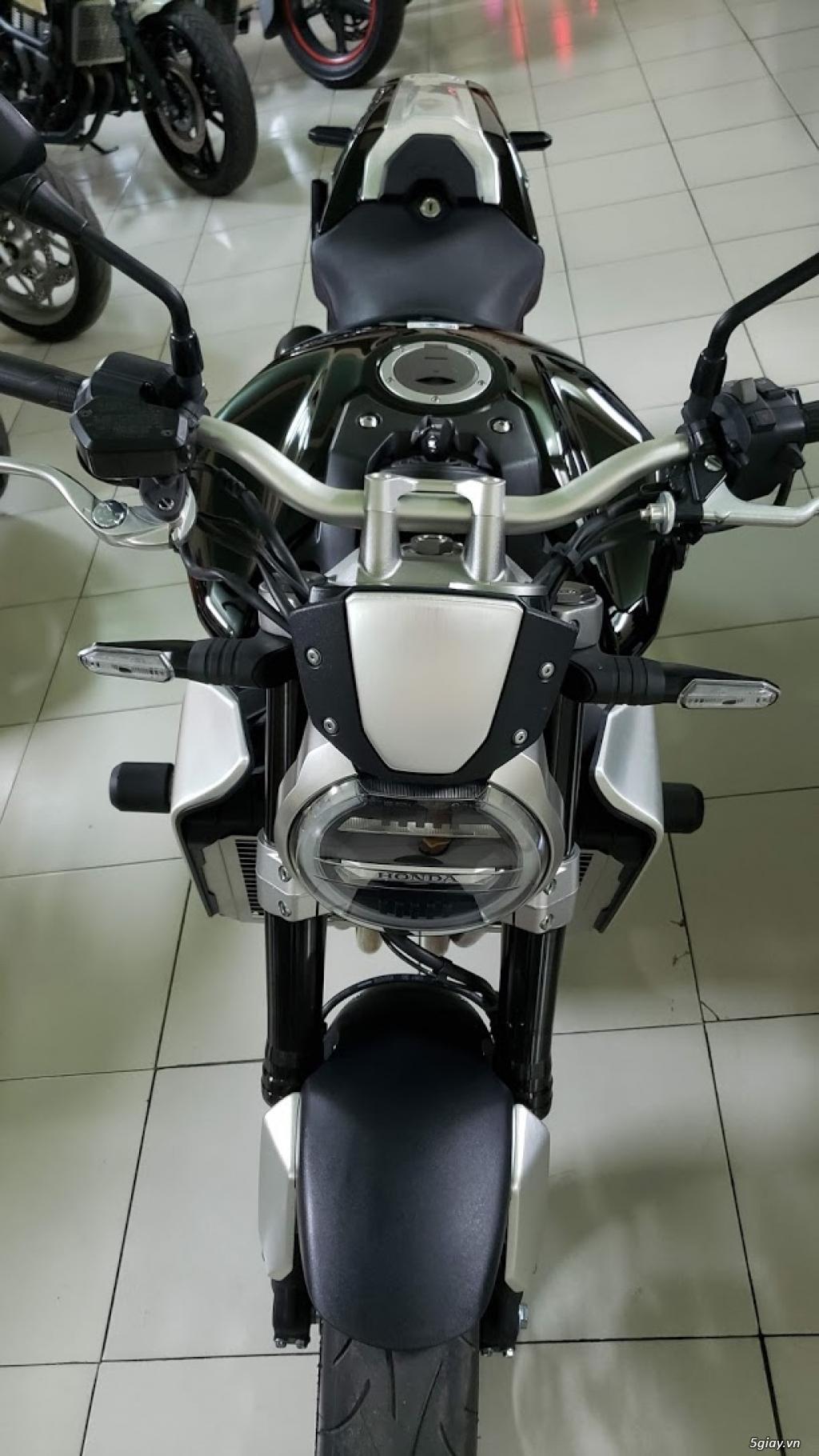 Bán Honda CB1000R Plus 10/2018 Ý và Kawasaki Z1000 8/2018 Châu Âu - 16