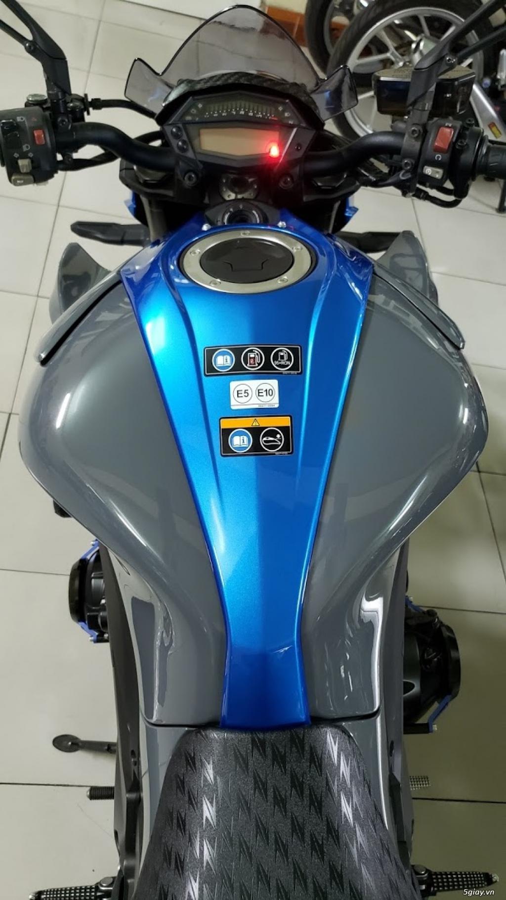 Bán Honda CB1000R Plus 10/2018 Ý và Kawasaki Z1000 8/2018 Châu Âu - 10