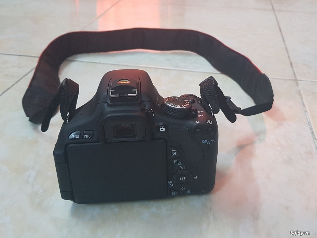 Cần bán: Máy ảnh Canon EOS REBEL T3i like new, rất ít dùng - 6