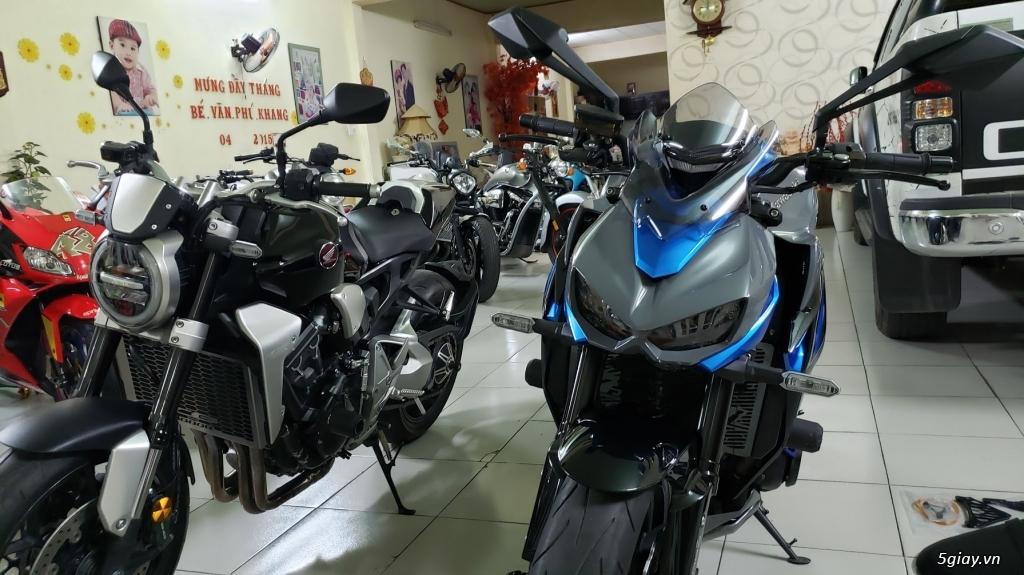 Bán Honda CB1000R Plus 10/2018 Ý và Kawasaki Z1000 8/2018 Châu Âu - 7