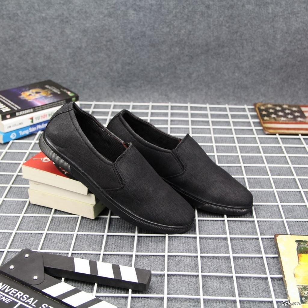 Sỉ Giày Lười Vải Nam G212 Giá Rẻ