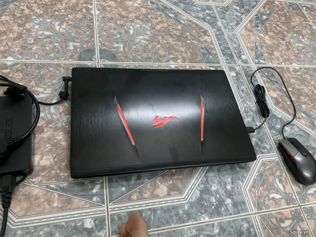 Asus Republic of Gamers ROG GL553VD-FY305W - 5