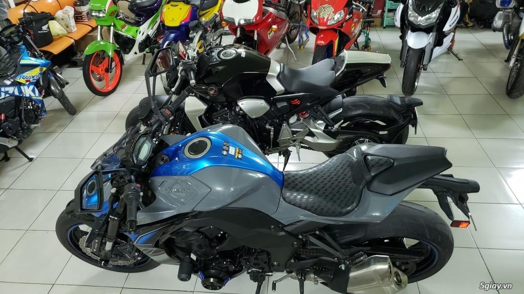 Bán Honda CB1000R Plus 10/2018 Ý và Kawasaki Z1000 8/2018 Châu Âu - 5