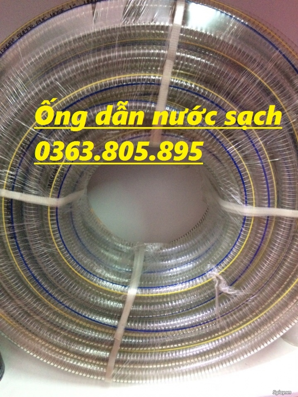 Ống nhựa xoắn kẽm,ống dẫn dầu phi 50 hàng có sẵn - 3